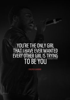 Childish Gambino New Hip Hop Beats Rapper Quotes, Song Quotes, Music Quotes, Love Quotes For Her, Quotes To Live By, Silly Love Songs, Hip Hop Quotes, Savage Quotes, Donald Glover