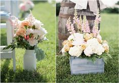 Rustic outdoor wedding decorations are scene stealers and they create awe-inspiring responses from wedding guests. Not only are they easy on the budget and earth friendly, but they're absolutely beautiful! You can rea...