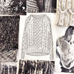 Exactly what I want to wear today - cool inspiration wall at Fashion Design Drawings, Fashion Sketches, Textiles, Fashion Portfolio Layout, Flat Drawings, Fashion Design Template, Fashion Words, Fashion Sketchbook, Knitwear Fashion