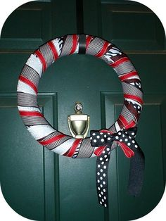 all ribbon wreath #ribbon #wreath #tutorial