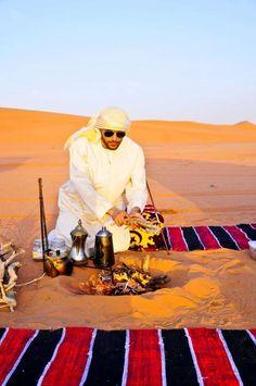 Arab Swag - A romantic dinner