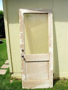 How To Hang A New Door In An Existing Frame - Dream Book Design Antique Doors, Old Doors, Home Depot Doors, Make A Door, Door Redo, Floating Shelves Bathroom, Bathroom Storage, Door Entryway, Door Jamb
