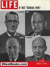 Democrats' dilemma by Philippe Halsman, Mark Kauffman, Arnold Newman life magazine cover: 24 Mar 1952 Look Magazine, Time Magazine, Magazine Covers, Magazine Photos, News Magazines, Vintage Magazines, Creepy Comics, Popular Magazine, Life Cover