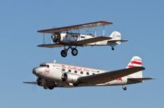 Vintage Aircraft Weekend - Paine Field - Aug 29-31