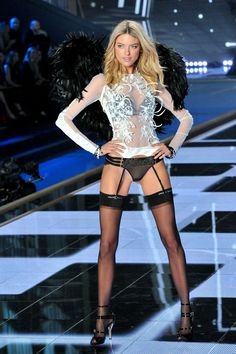 Martha Hunt - Angel Ball, Victoria's Secret '14
