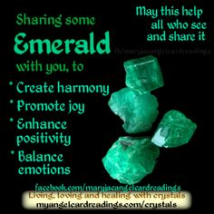 Crystals - Ruby - Emerald - Blue lace agate - Rhodochrosite - Sugilite - Crystal Qualities - Images