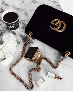 The Gucci Marmont Bag: Invest in a handbag that only gets better with age.