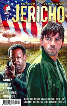 If you have NETFLIX ..you have to check out Jericho; Look--Walking Dead cast members!