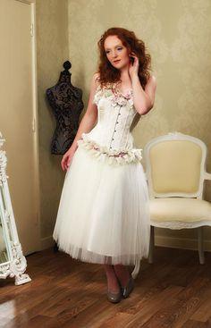 FairyGothMother - kk-bridal Luxurious Bridal Corset and Skirt