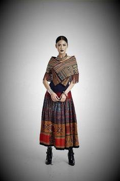 Hmong clothes fashion sale kue 65