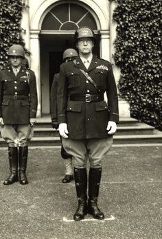 Lt. General George Smith Patton Jr. assumed command of Third Army on January 26, 1944.  Between that date and the end of WWII, just 16 months later, Third Army liberated 81,522 square miles of enemy held territory.