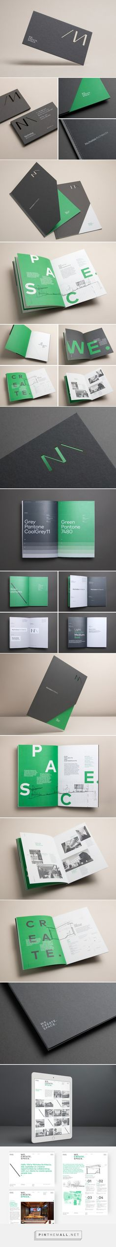 New Logo for Nicholas Architects by Strategy Design — BP&O - created via http://pinthemall.net