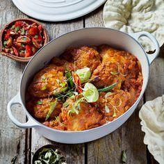 Fragrant Chicken Masala - Le Creuset Recipes