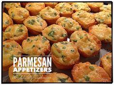Parmesan Appetizers