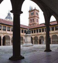 """El blog de """"Acebedo"""": La facultad de derecho de Oviedo, más de cuatro si..."""