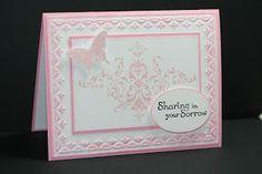 My Creative Corner!: Bliss Sympathy Card