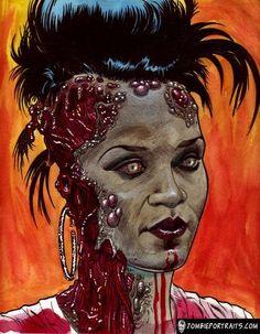 Rihanna Art by: Rob Sacchetto