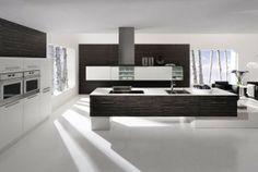 Weiß Minimalistisch Moderne Küchen Designs Neos Rational