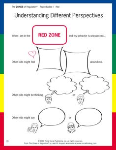 "The Zones of Regulation is a curriculum geared toward helping students gain skills in consciously regulating their actions, which in turn leads to increased control and problem solving abilities. Using a cognitive behavior approach, the curriculum's learning activities are designed to help students recognize when they are in different states called ""zones,"" with each of four zones represented by a different color. Every Zone is Okay!"