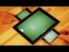 iPad + iPhones = tabletop games.