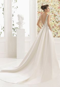 f93fa16f729 26 Best Wedding Dress – Aire Barcelona images