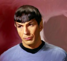 Star Trek Dr. Spok