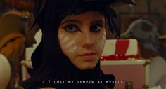 "''I lost my temper at myself""'   - Moonrise Kingdom (2012)"