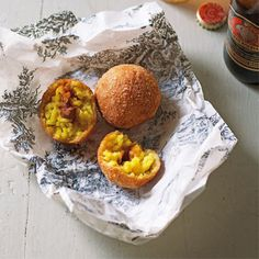 Arancini recipe. For the full recipe, click the picture or visit RedOnline.co.uk