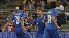 Italy v Netherlands http://www.bbc.com/sport/0/football/29047063