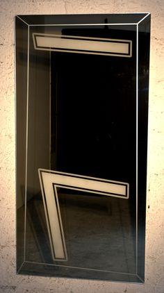 Seven-mirror-Design by Alessandro Vangone.