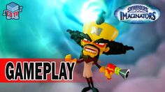 Skylanders Imaginators Dr Neo Cortex Gameplay Preview