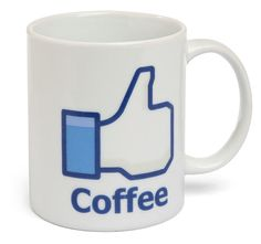 I think this has my name written all over it.  ThinkGeek :: Like Coffee Mug