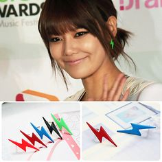 [SNSD Style] Flash Earring(Soo-young) $6 on kstargoods.com