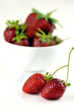 Produktfoto, Erdbeeren  www.imagesoundexpert.com