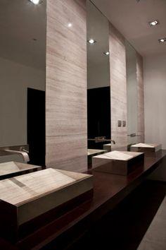 Public Bathroom Mirror jimboandremimdesign crown restaurant bathroom mirrors: restaurant