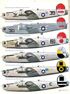 11 - Consolidated-B-24 Liberator & PB4Y Privateer Page 30-960