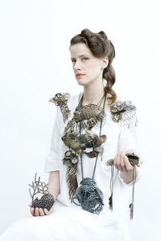 Hanna Hedman, While they await extinction, 2010