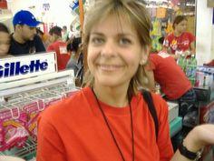 Fazer compras no supermercado pra mim é terapia...rs <BR> <BR>Boa terça...rs | claudiasereia