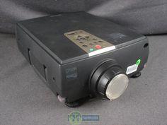 Epson PowerLite 7350 LCD Projector Good Bulb!