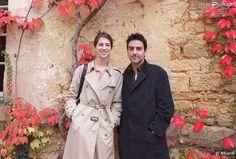 Charlotte Gainsbourg & Yvan Attal シャルロット·ゲンズブール&イヴァン·アタル