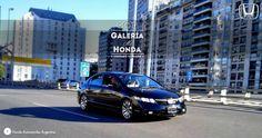 ¡Esta foto parece sacada de una publicidad! Muchas gracias Eduardo por compartir con todos los fans tu Honda Civic Si. Mandanos la tuya a honda.automoviles.ar@gmail.com