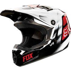 Fox Dirt Bike Helmets