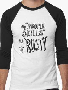 My People Skills Are Rusty Womens Baseball Top