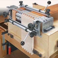 Dovetail Jig Secrets | Woodsmith Tips