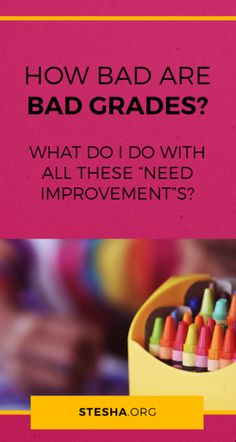 Why bad grades are fine — stesha.org  My son is bright (mom bias aside, totally!) so how do we deal with bad grades and poor performance in school? By trying to figure out what goes into low grades -- and how that might not be a bad thing. Bad Grades, Parenting Hacks, Notes, Bright, Mom, School, Pretty, Life, Report Cards
