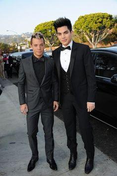 "Adam Lambert & Sauli Koskinen - Oscars 2012 – FuTurXTV & - Funk Gumbo Radio: http://www.live365.com/stations/sirhobson and ""Like"" us at: https://www.facebook.com/FUNKGUMBORADIO"