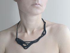 Crochet Okapi Necklace - Small \ Okapiknits