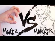 Maker vs Marker, A Stop-Motion Fight Between Animator & Animation