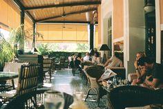 Grand Café de la Poste // French-Moroccan restaurant