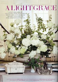 Jane Schwab was featured in the April 2012 issue of Veranda. Custom Window Treatments, Inc was fabricator for window treatments and hardware.